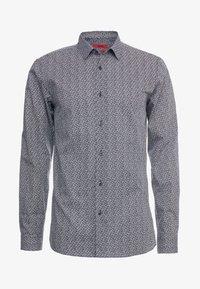 HUGO - ELISHA EXTRA SLIM FIT - Camisa elegante - black - 3
