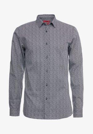 ELISHA EXTRA SLIM FIT - Zakelijk overhemd - black