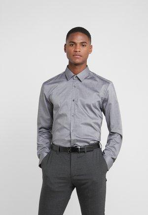 ELISHA EXTRA SLIM FIT - Formální košile - grey