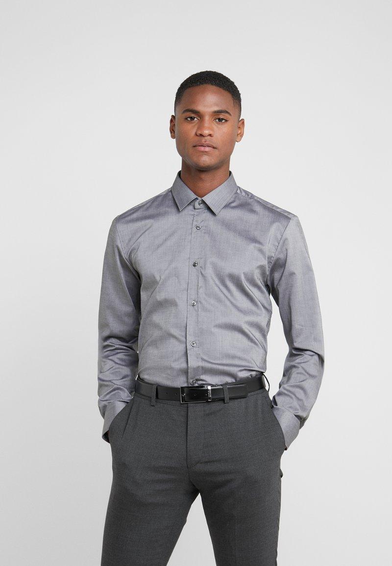 HUGO - ELISHA EXTRA SLIM FIT - Formal shirt - grey