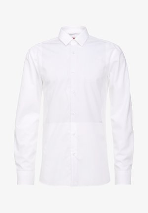 ELISHA SLIM FIT - Camisa elegante - white