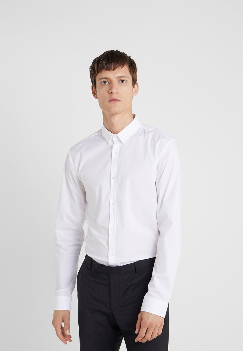 HUGO - ERO EXTRA SLIM FIT - Businesshemd - open white