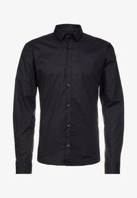 HUGO - ERO EXTRA SLIM FIT - Camisa elegante - black - 4