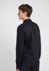 HUGO - ERO EXTRA SLIM FIT - Camisa elegante - black - 2