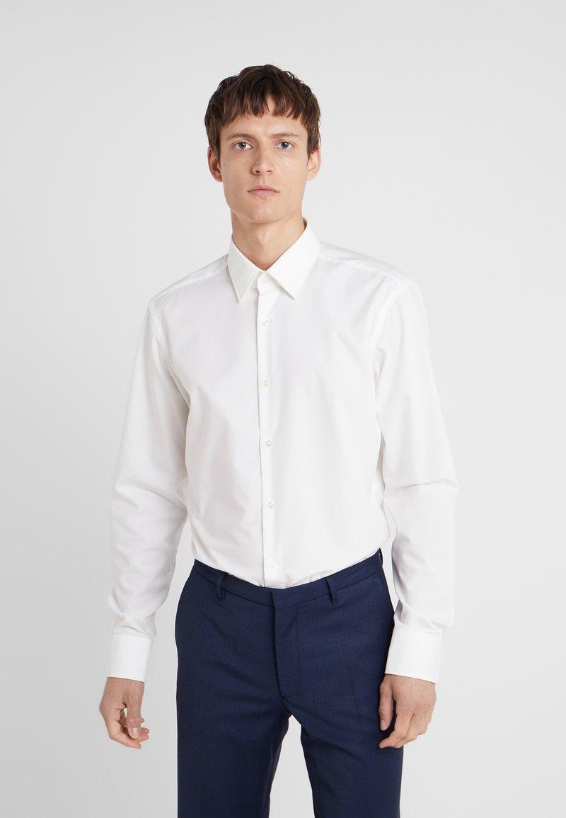 HUGO - VENZO REGULAR FIT  - Formal shirt - natural