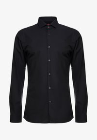 HUGO - ERRIKO EXTRA SLIM FIT - Formal shirt - black - 4