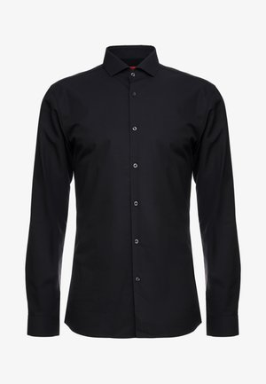 ERRIKO EXTRA SLIM FIT - Finskjorte - black
