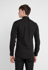 HUGO - ERRIKO EXTRA SLIM FIT - Formal shirt - black - 2