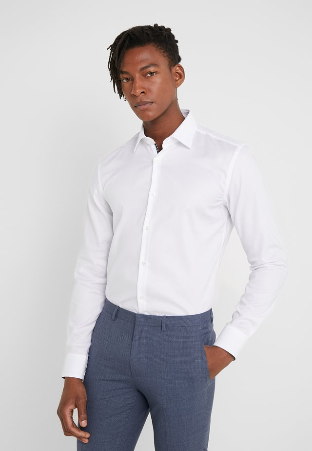 KOEY SLIM FIT - Koszula biznesowa - open white