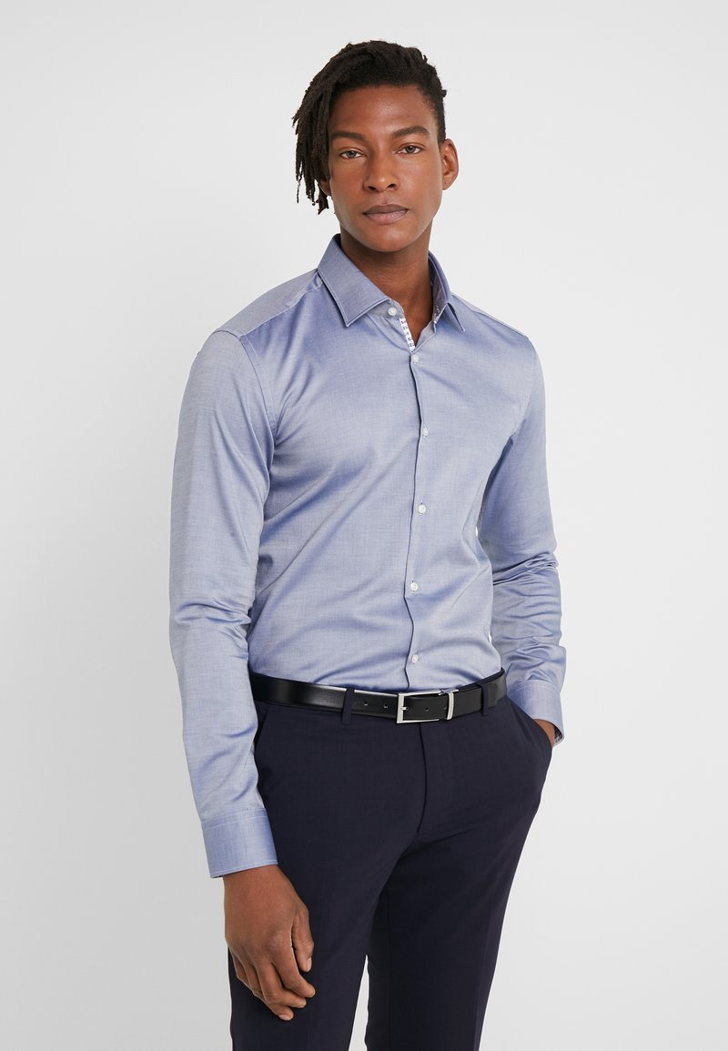 HUGO - KOEY SLIM FIT - Formal shirt - medium blue