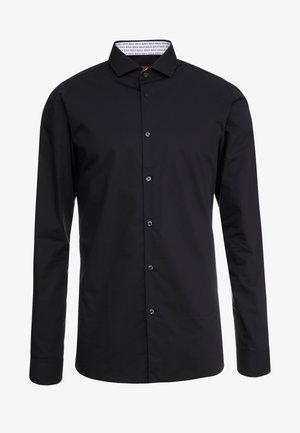 ERRIK EXTRA SLIM FIT - Formální košile - black