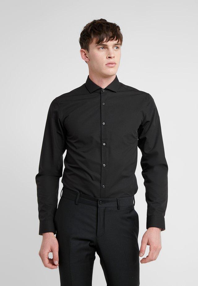 ERRIK EXTRA SLIM FIT - Business skjorter - black