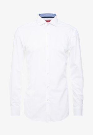 KERY SLIM FIT - Zakelijk overhemd - open white