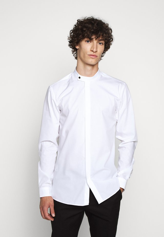 EVERITT - Formal shirt - open white