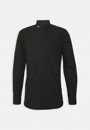 EVERITT - Formální košile - black