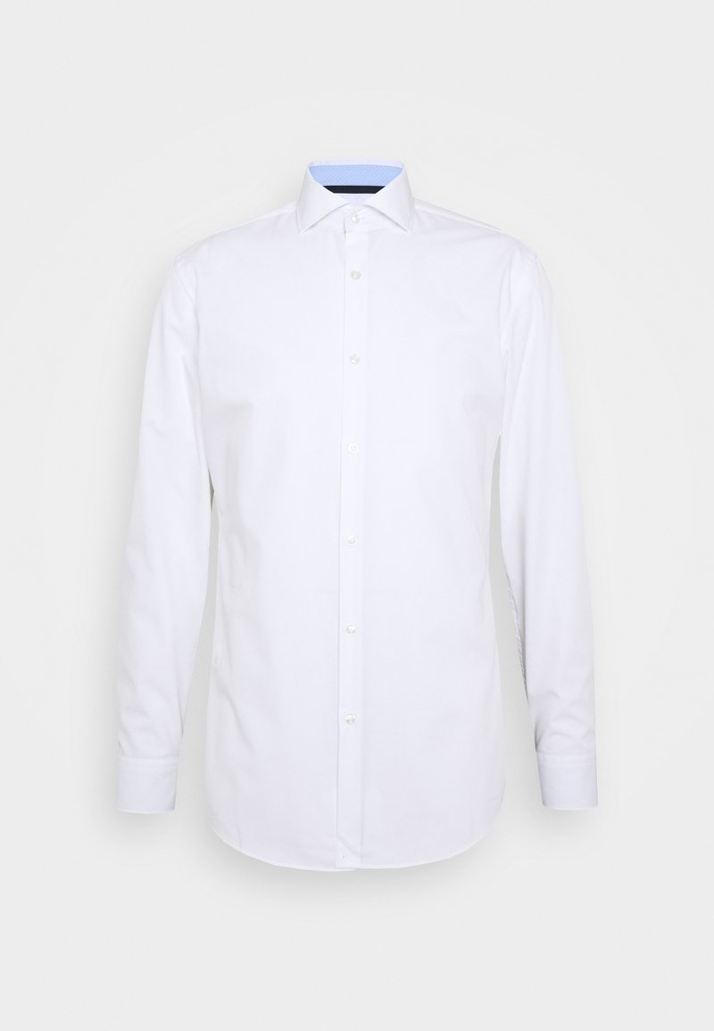 HUGO - KERY SLIM FIT - Camicia elegante - open white