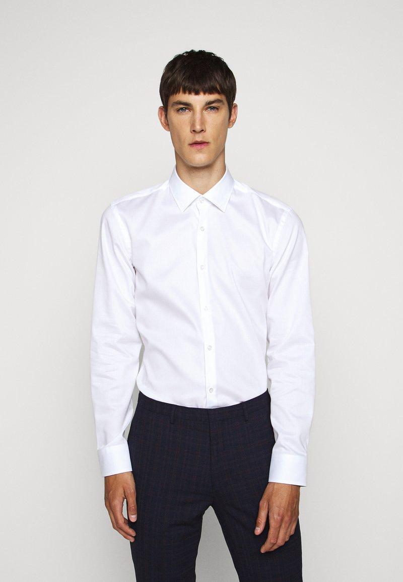 HUGO - KOEY - Camicia elegante - open white
