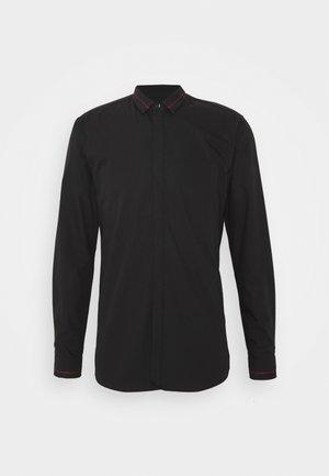 ETRAN - Camicia elegante - black
