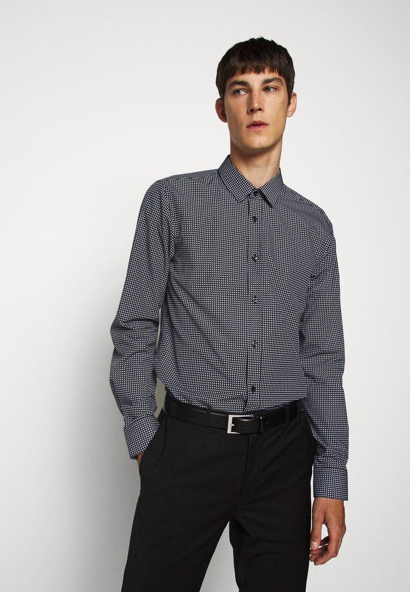 HUGO - ELISHA - Camicia - navy