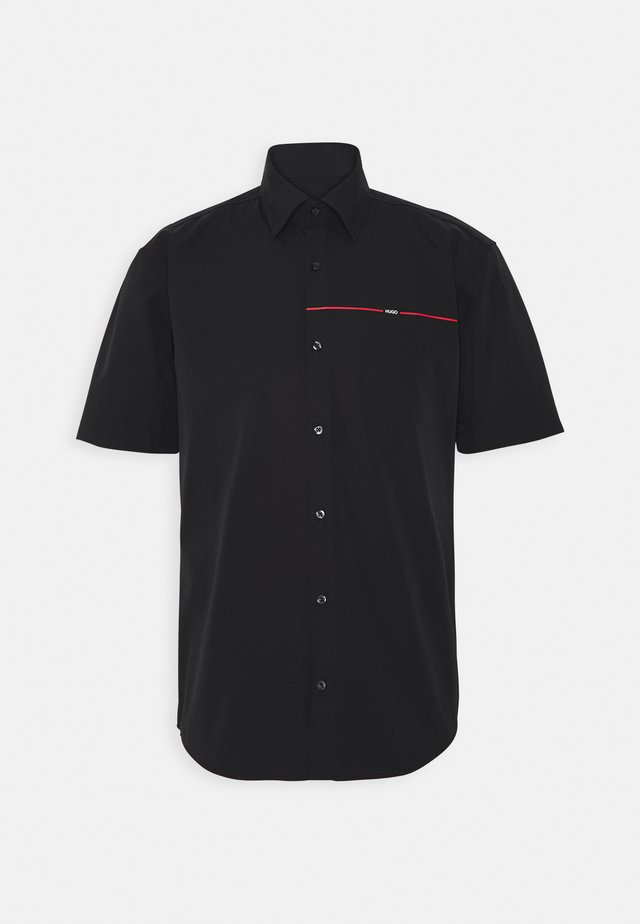 ERMINO - Shirt - black