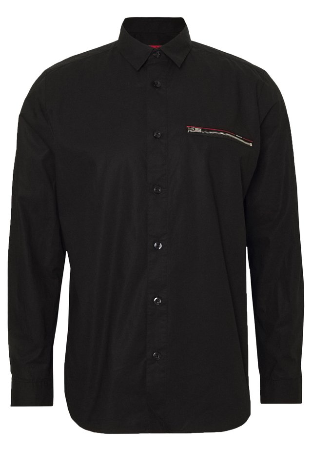 ELISIO - Koszula - black
