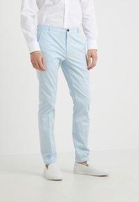 HUGO - HELDOR - Pantaloni - light pastel blue - 0