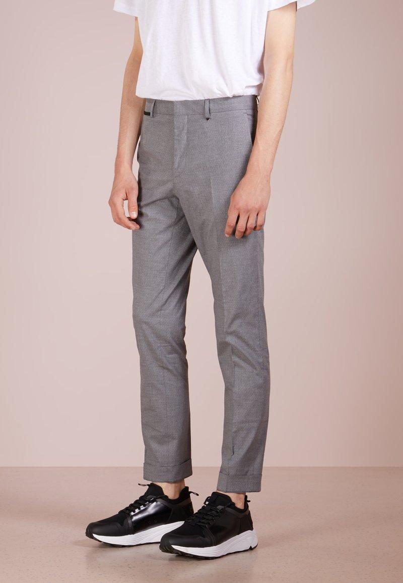 HUGO - GABRIEL - Oblekové kalhoty - grau