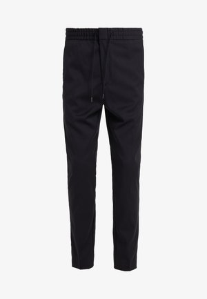 ZANDER - Trousers - black