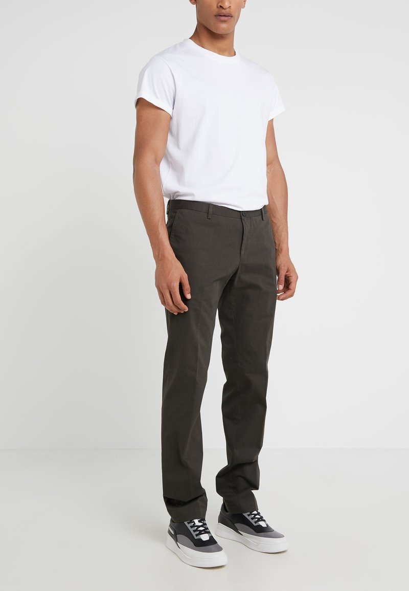 HUGO - GERALD - Chinos - dark green