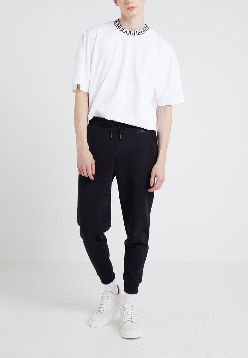 HUGO - DANDLER - Pantalon de survêtement - black