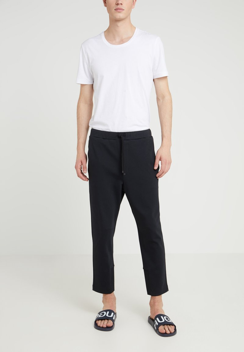 HUGO - DOBIGNY - Trousers - black