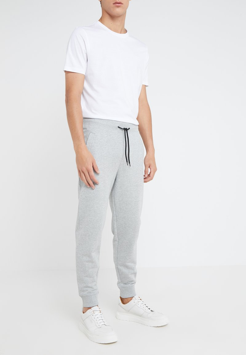 HUGO - DOAK - Tracksuit bottoms - open grey