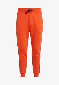HUGO - DRAPANI - Trainingsbroek - dark orange - 5