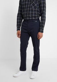 HUGO - GLEN - Chinos - navy - 0