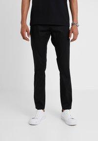 HUGO - GLEN - Chino kalhoty - black - 0