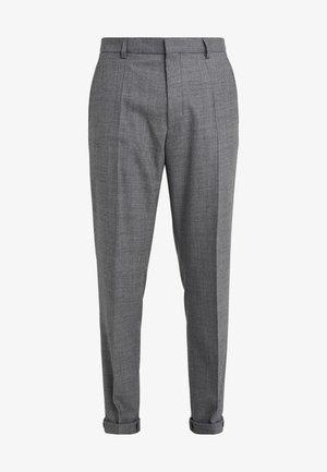 HENDRIS - Pantalones chinos - charcoal
