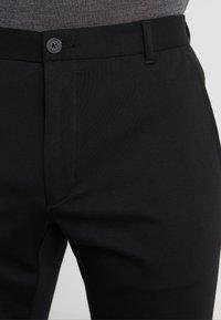 HUGO - HELDOR - Kalhoty - black - 4