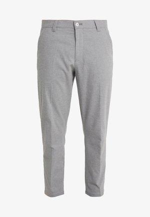 Kalhoty - open grey