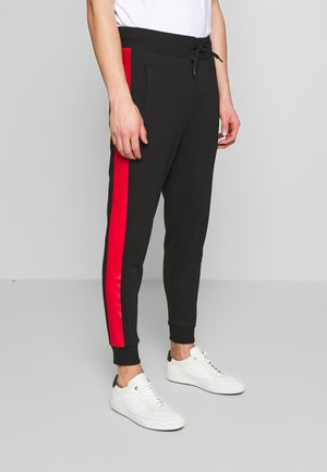 DEGER  - Trainingsbroek - black