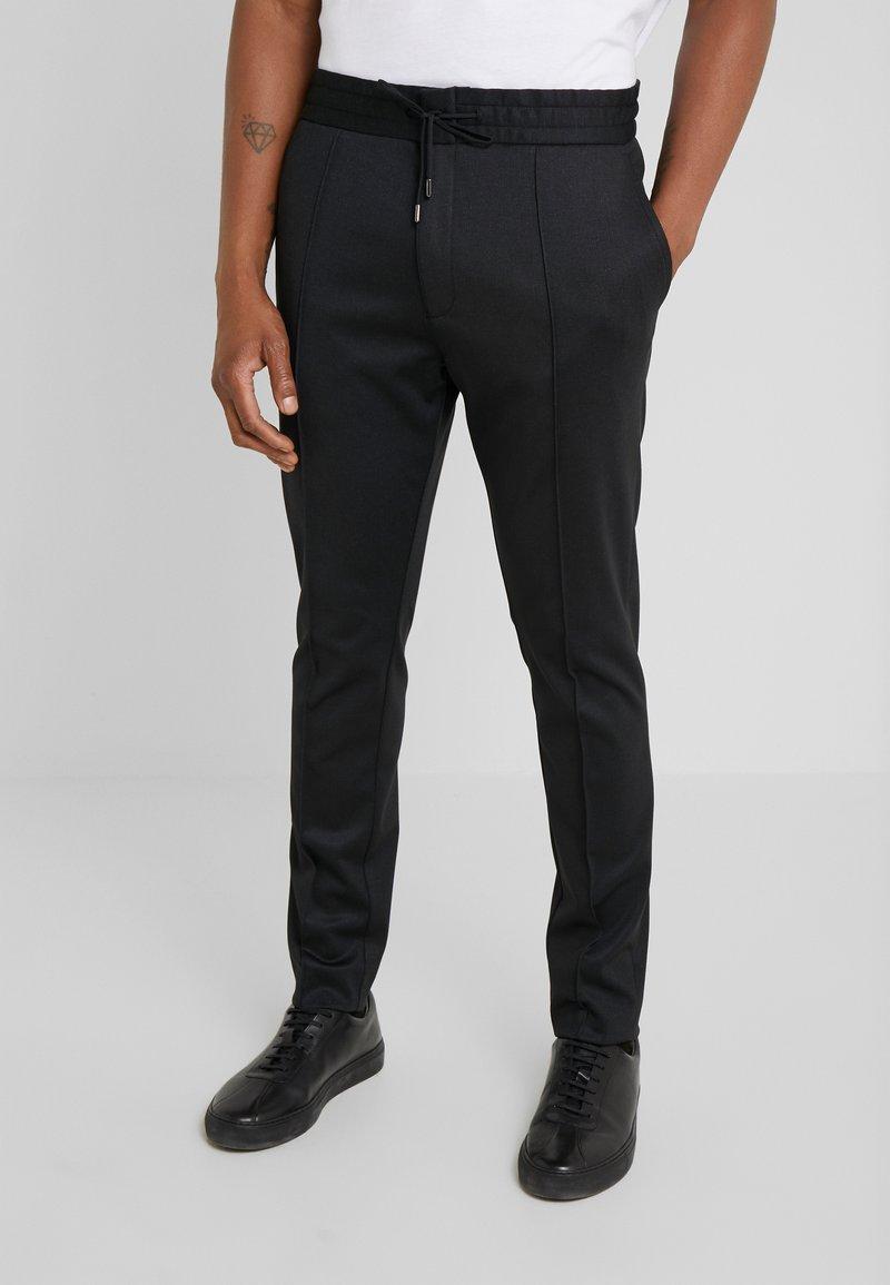 HUGO - ZENNET - Kalhoty - black
