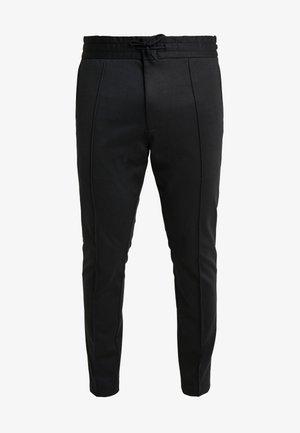 ZENNET - Kalhoty - black