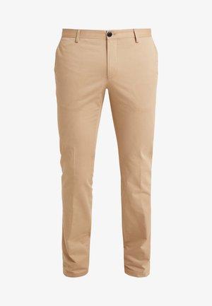 GERALD - Chino kalhoty - dark beige