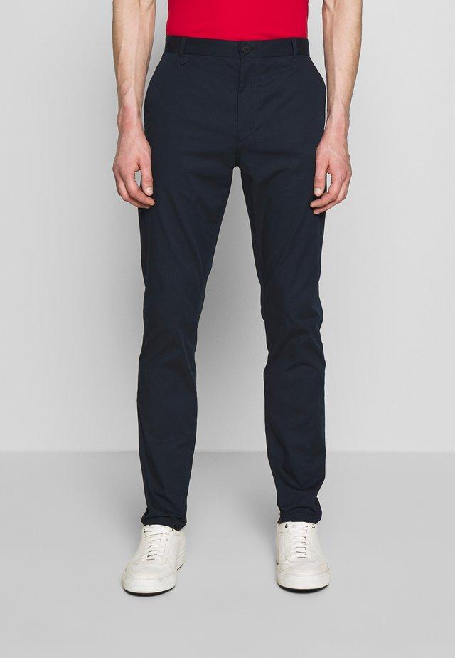HELDOR - Pantalones chinos - navy