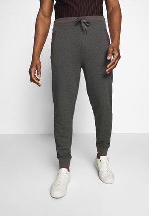 DOAK - Jogginghose - open grey