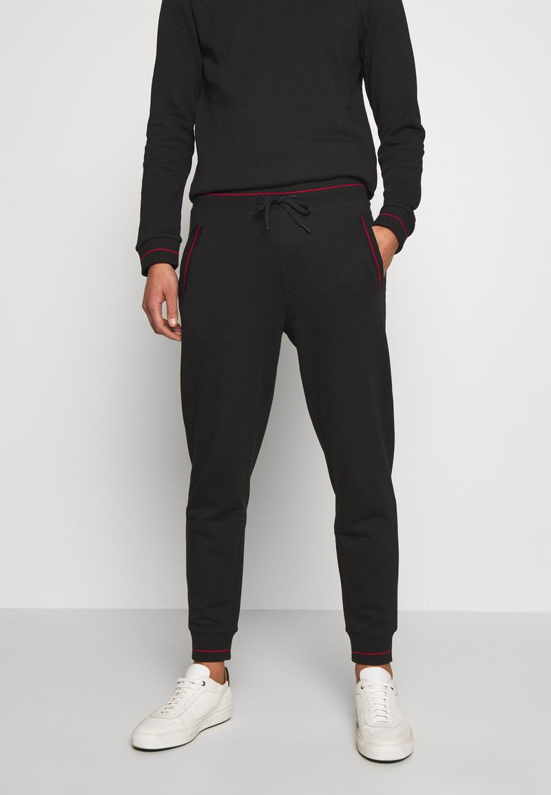 HUGO - DOAK - Trainingsbroek - black