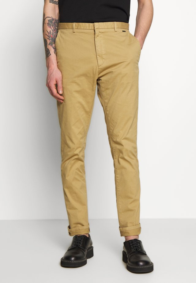 GLEN - Chino - medium beige