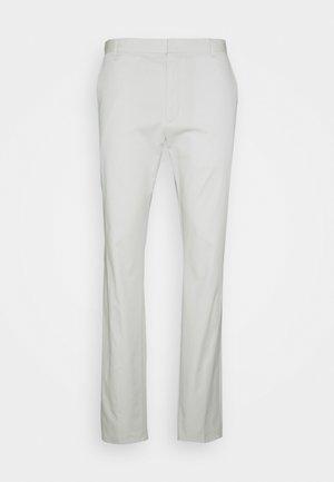 HELDOR - Suit trousers - natural