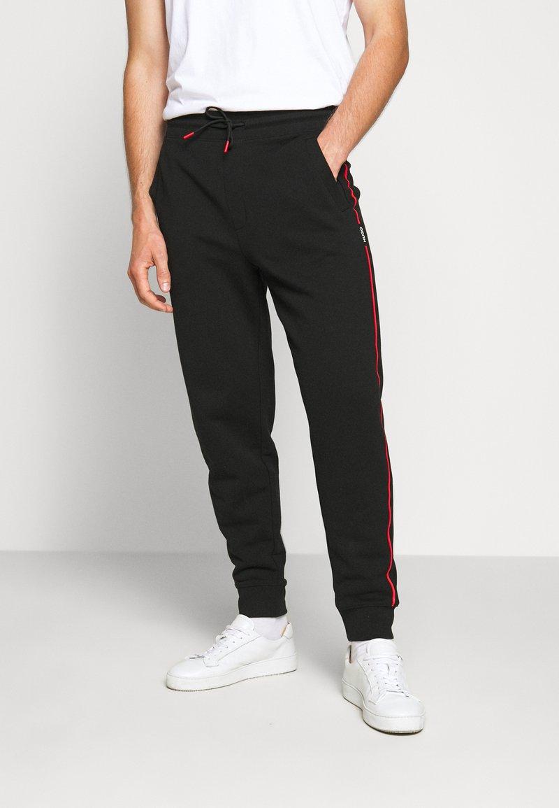 HUGO - DOAKY - Træningsbukser - black