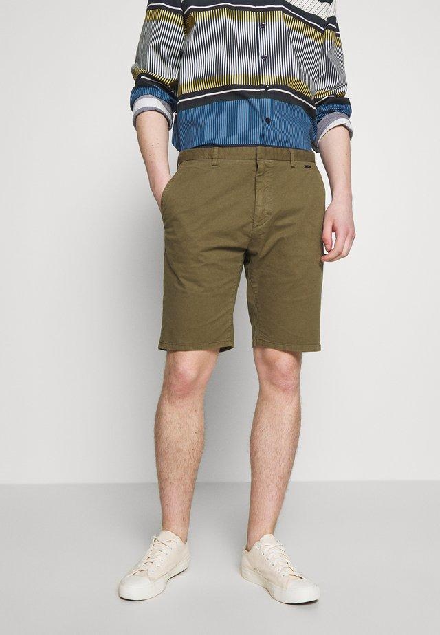 GLEN - Shorts - dark beige