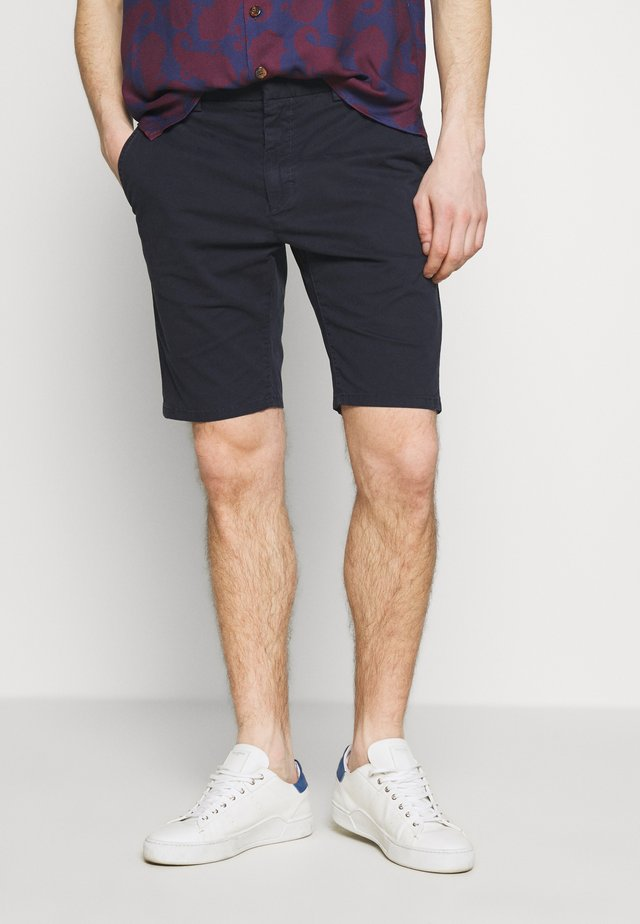 GLEN - Short - dark blue